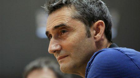 Ernesto Valverde confía en Suárez. Sport.es