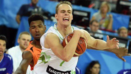 Prepelic, Campeón de Europa y principal amenaza eslovena