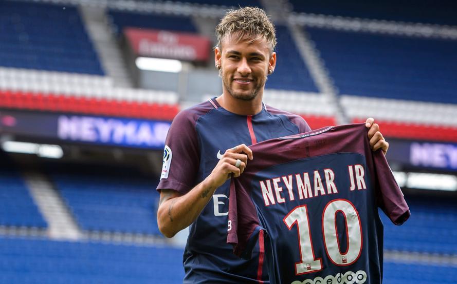 Presentación de Neymar Jr. Mundodeportivo.com