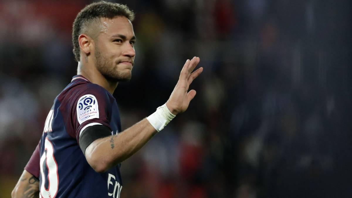 Problemas en París con Neymar
