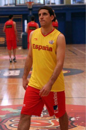 Selección española de baloncesto. Quino Colom, base titular, a priori