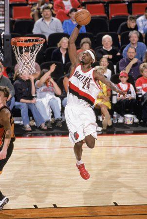 Quintel Woods , mucho ruido poco baloncesto