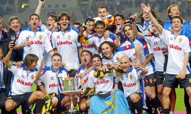 Cuando fuimos los mejores, Real Zaragoza