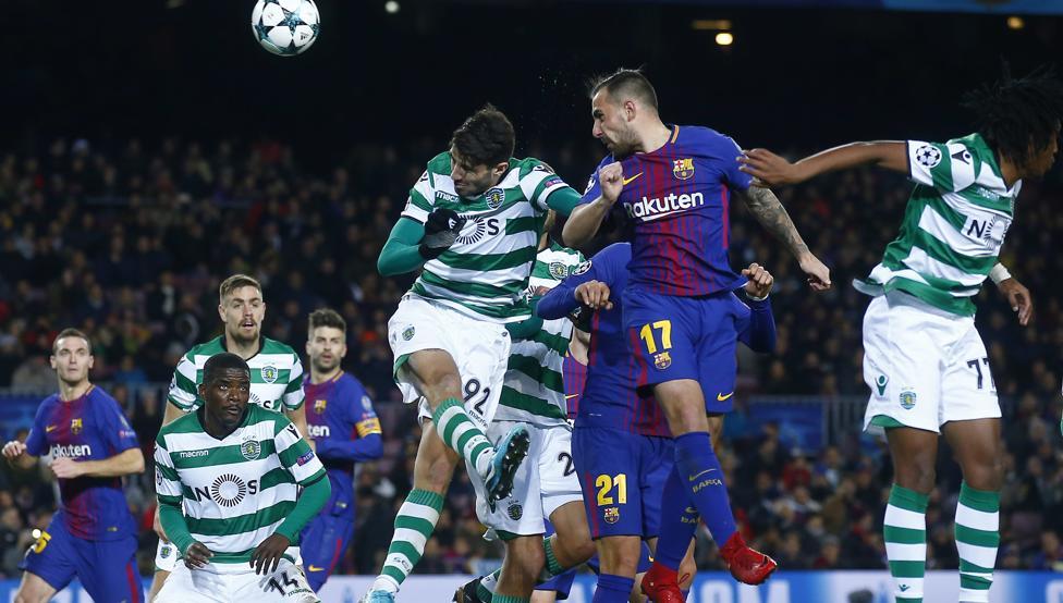 Paco Alcácer anota su primer gol en Champions. Mundodeportivo.com