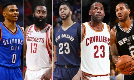 ¿Qué ha dado de sí la NBA en 2017?