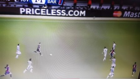 Contragolpe mortal, Barcelona marca el 2 a 1