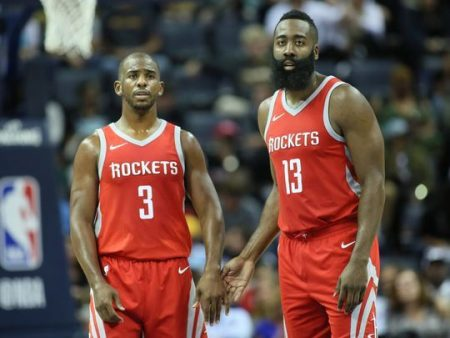 James Harden y Chris Paul convierten a los Rockets en claros candidatos al anillo.