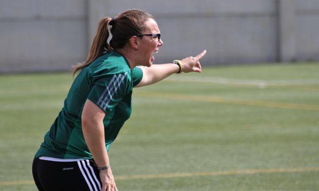 """María Pry: """"Ahora mismo el Real Betis Féminas creo que no tiene techo"""""""
