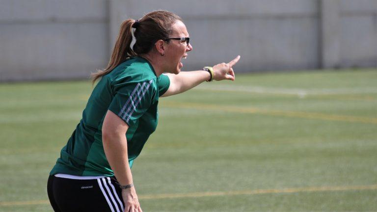 Maria Pry llegó en 2012 para dirigir el Real Betis Fémina.
