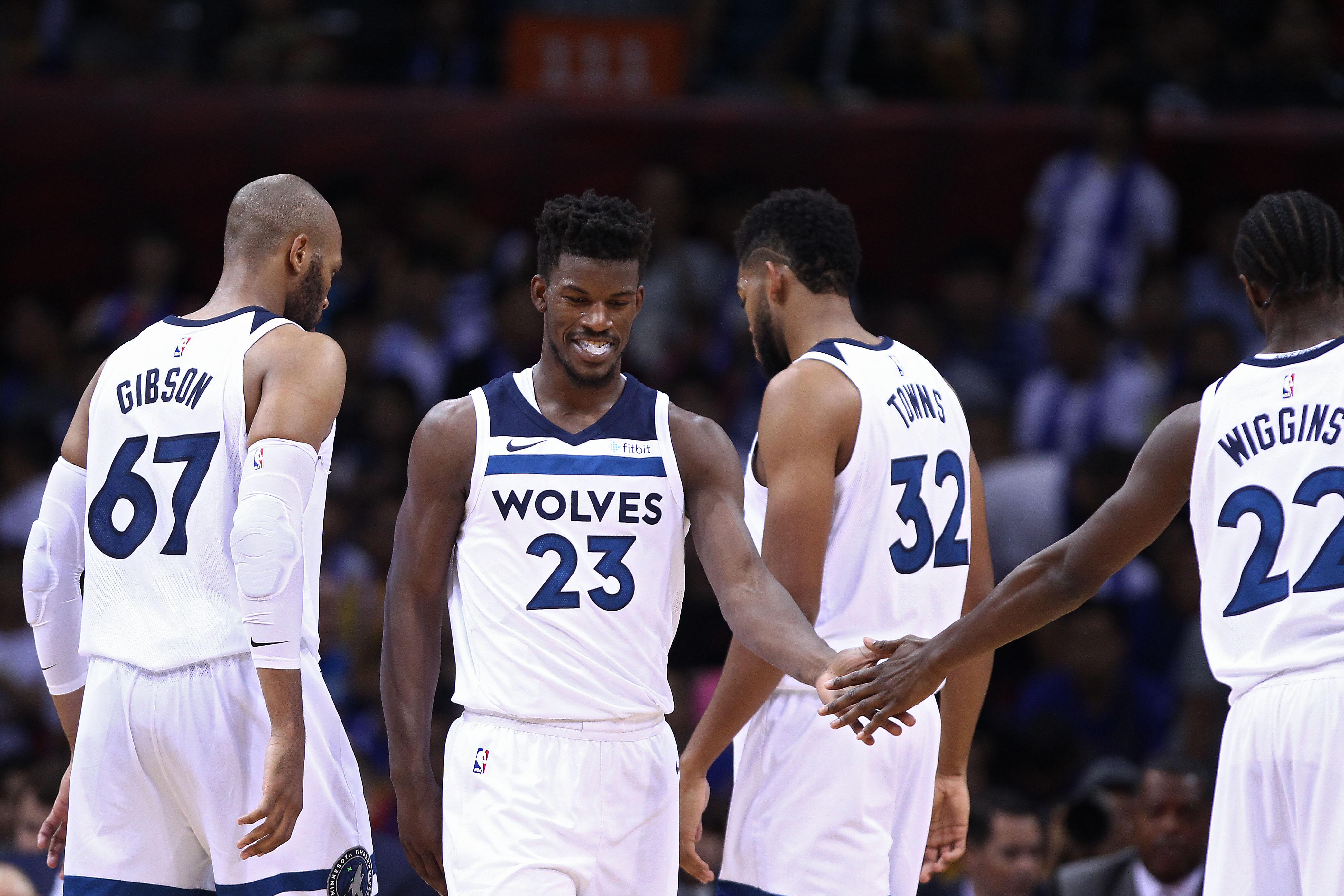 Resumen NBA año 2017. Minnesota, y cómo cambiar las cosas en un año. hoopshabit.com