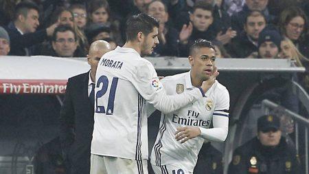 Dos suplentes de lujo el año pasado en el Madrid que ahora buscan ser importantes en otras ligas.
