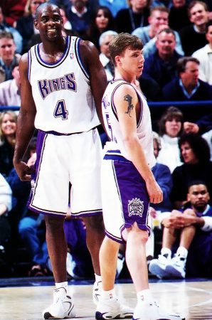 "Dos genios que ""salvaron"" al baloncesto NBA: Webber y Jason Williams."