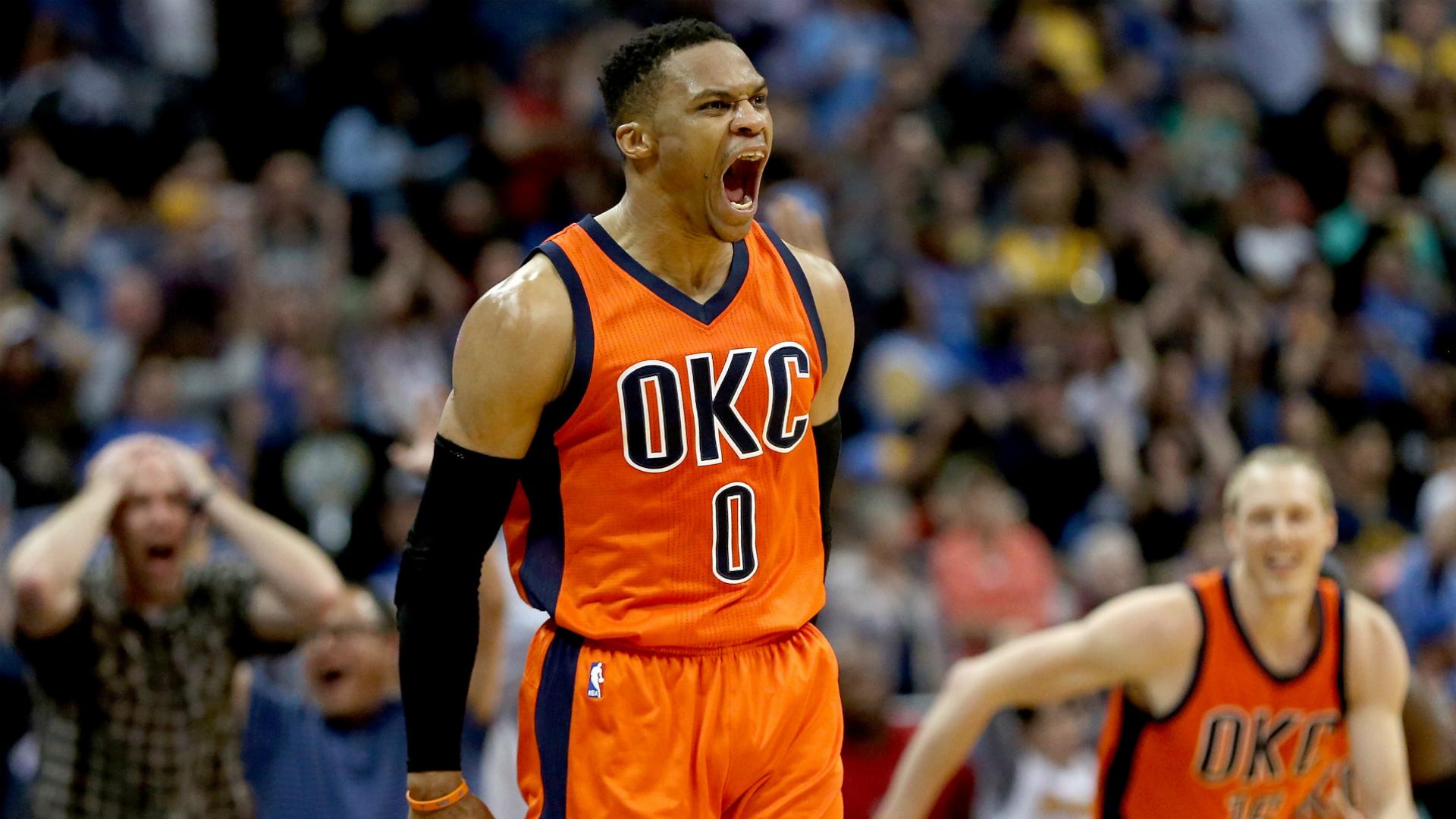 Resumen NBA año 2017. La fuerza, el estilo de Westbrook, claro protagonista de la NBA en 2017.
