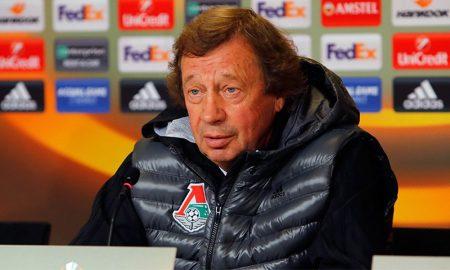 Con Yuri Siomin el Lokomotiv Moscu acabó primero la fase de grupos de la Europa League.