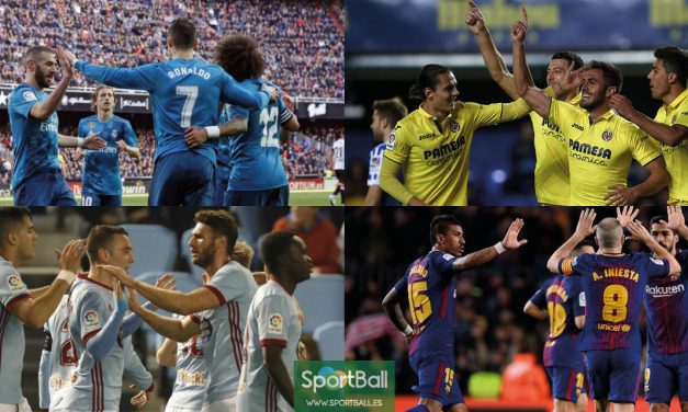 11 ideal La Liga jornada 21