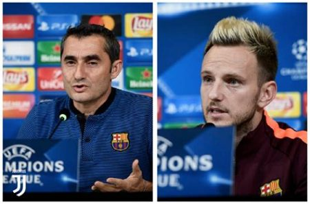 Valverde ha reajustado la posición de Ivan Rakitic y el equipo lo ha agradecido.