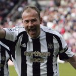 Alan Shearer, el ídolo de St James' Park