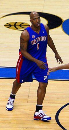 En los Detroit Pistons, Chauncey Billups por fin pudo mostrar todo su talento.