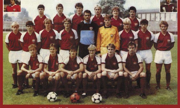 Dynamo de Berlín, el equipo de la Stasi