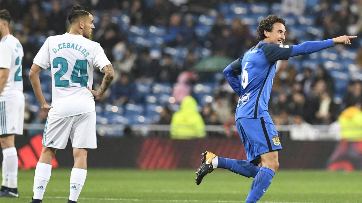 El Real Madrid espera no sufrir tanto en los octavos de final Copa del Rey como contra el Fuenlabrada.