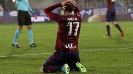 El conquense anotó su segundo gol en lo que va de Liga.