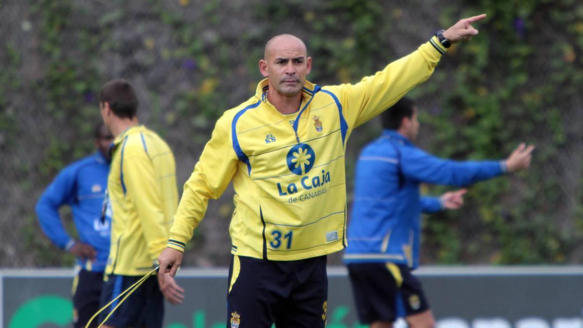 Paco Jémez también debutará con Las Palmas en los en los octavos de final Copa del Rey.