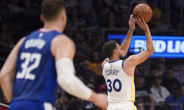 Don Stephen Curry está de vuelta