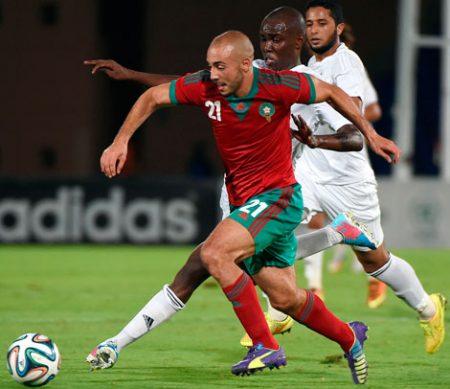 Nordin desea jugar el Mundial de Rusia a toda costa con Marruecos.