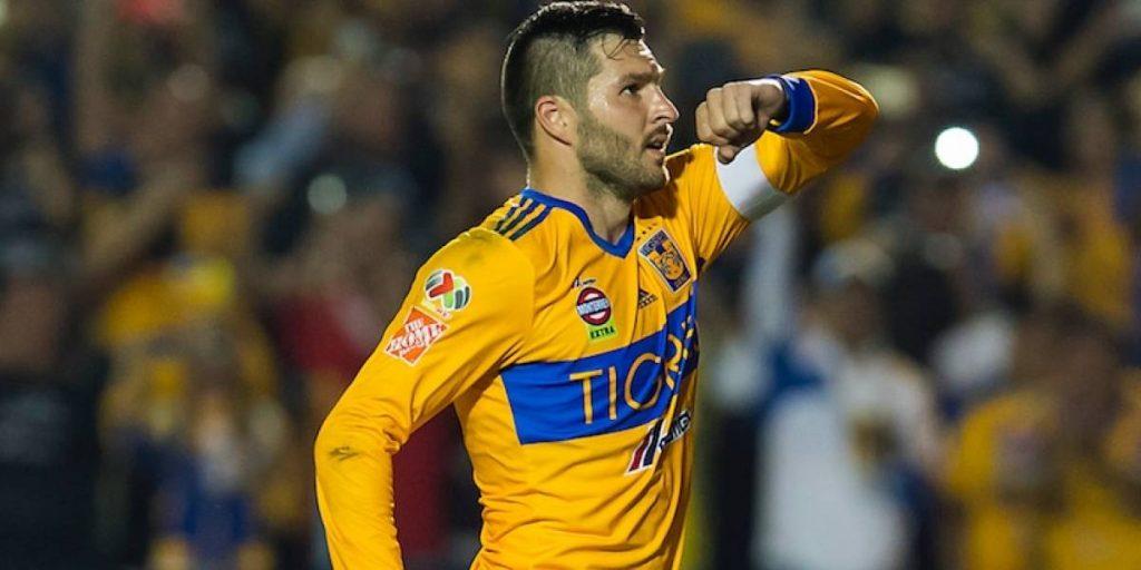 Gignac, jugador de Tigres, es el mejor pagado de la Liga MX.
