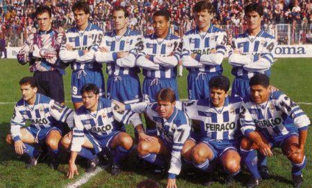 Miroslav Djukic es el futbolista de la antigua Yugoslavia con más partidos en España.