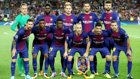 Ha transcurrido media temporada y este Barça se muestra cada día más fuerte