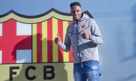 Análisis sobre Yerry Mina, el nuevo central del FC Barcelona
