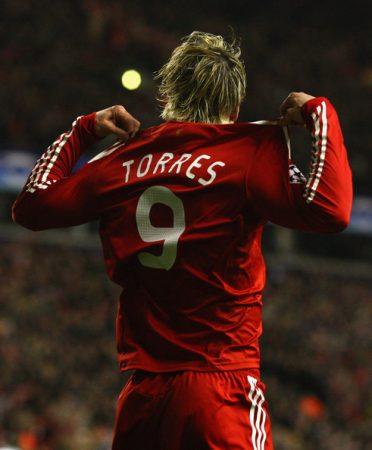 Fernando Torres se convirtió en un ídolo para Anfield