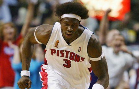 Ben Wallace, el líder de los Detroit Pistons, Bad Boys 2.0