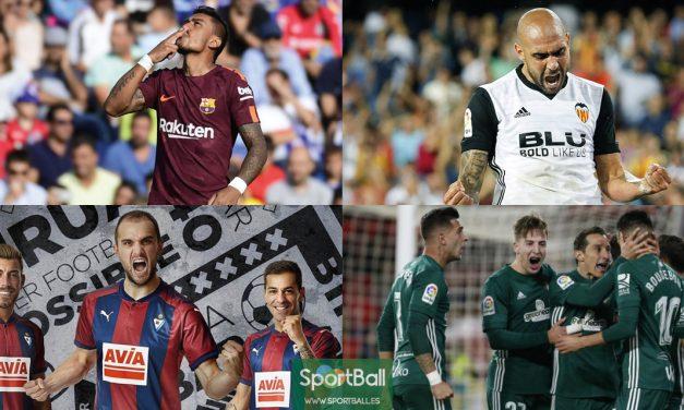 Presentación de los clubes de LaLiga de cara al 2018