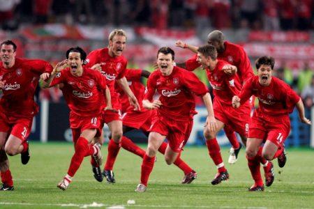 Tras un agónico partido, el Liverpool volvió a levantar la Champions League en Estambul.