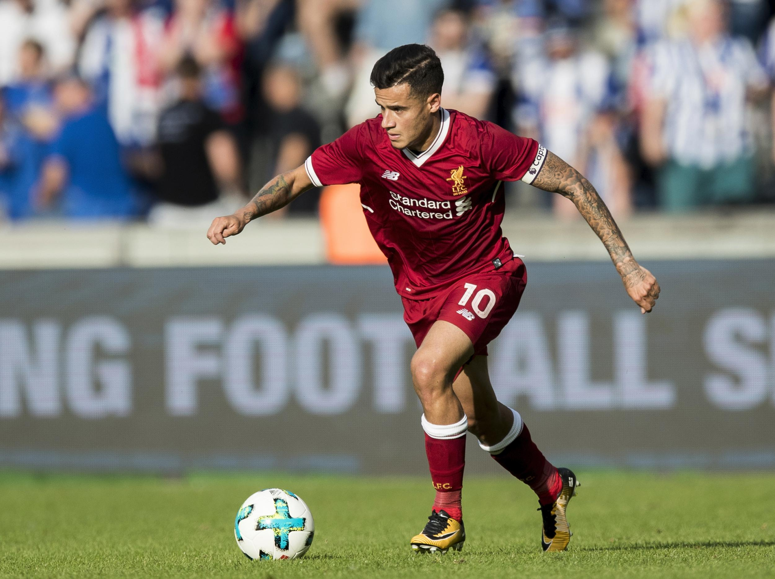 Coutinho, nuevo refuerzo del FC Barcelona. Independent.co.uk