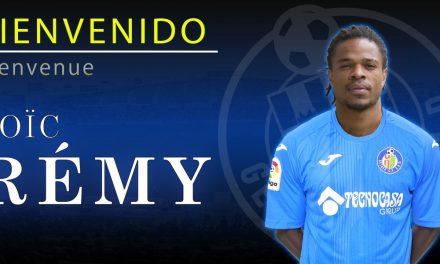 Loïc Rémy, es nuevo jugador del Getafe