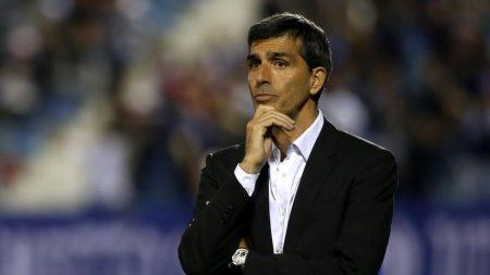 Juan Ramón López Muñiz, entrenador del Levante.