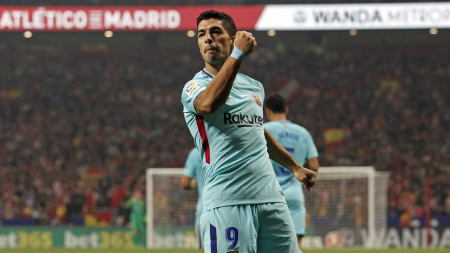 El gen competitivo de Luis Suárez es indudable.