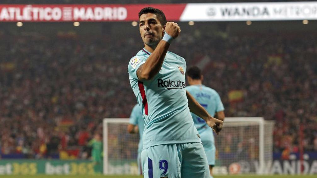 Luis Suárez es uno de los mejores delanteros del mundo