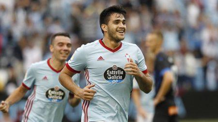 11 ideal jugadores revelación La Liga. Maxi Gómez está respondiendo con goles a su fichaje.