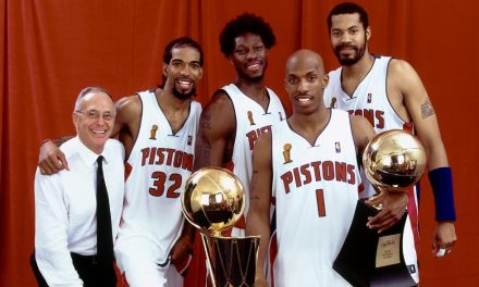Trabajo y Esfuerzo: los Pistons de Wallace