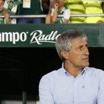 Agridulce primer tramo de temporada del Real Betis