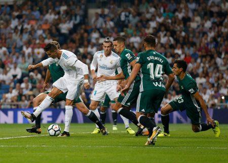 El Real Betis, con su fútbol combinativo, fue capaz de ganar en el Bernabéu.