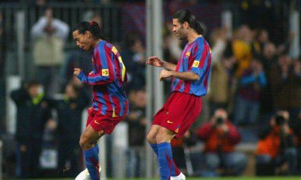 Ronaldinho, la sonrisa del futbol dice adiós