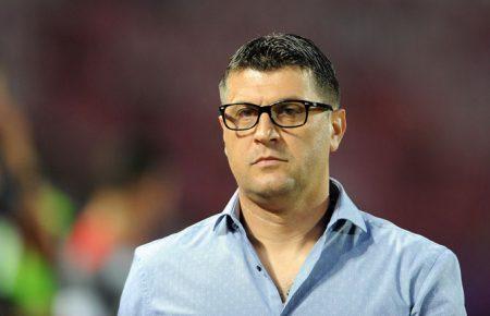 Vladan Milojevic, entrenador del Estrella Roja