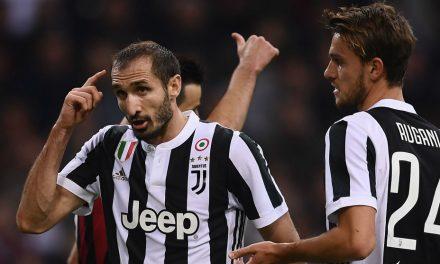 ¿Quién es el verdadero culpable, Chiellini?