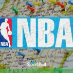 Así sería la mejor liga del mundo si dividimos los jugadores NBA por estados