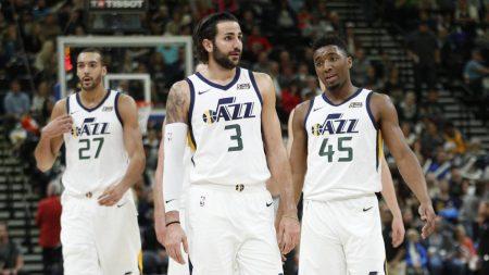 ¿Darán los Jazz una oportunidad al proyecto Gobert, Rubio, Mitchell?